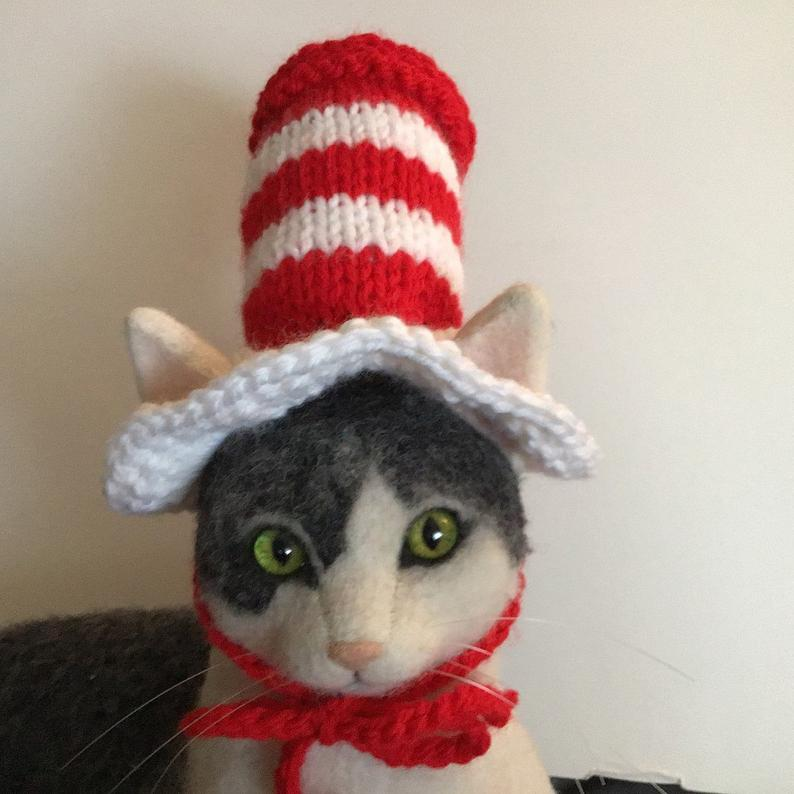 cat in the hat halloween costume